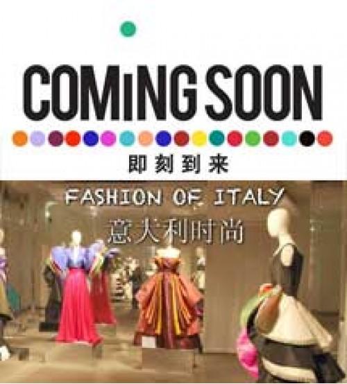 Coming Soon Fahion Italy