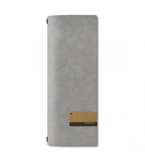 Menuholder ECO grey | CLUB BIND | eco label